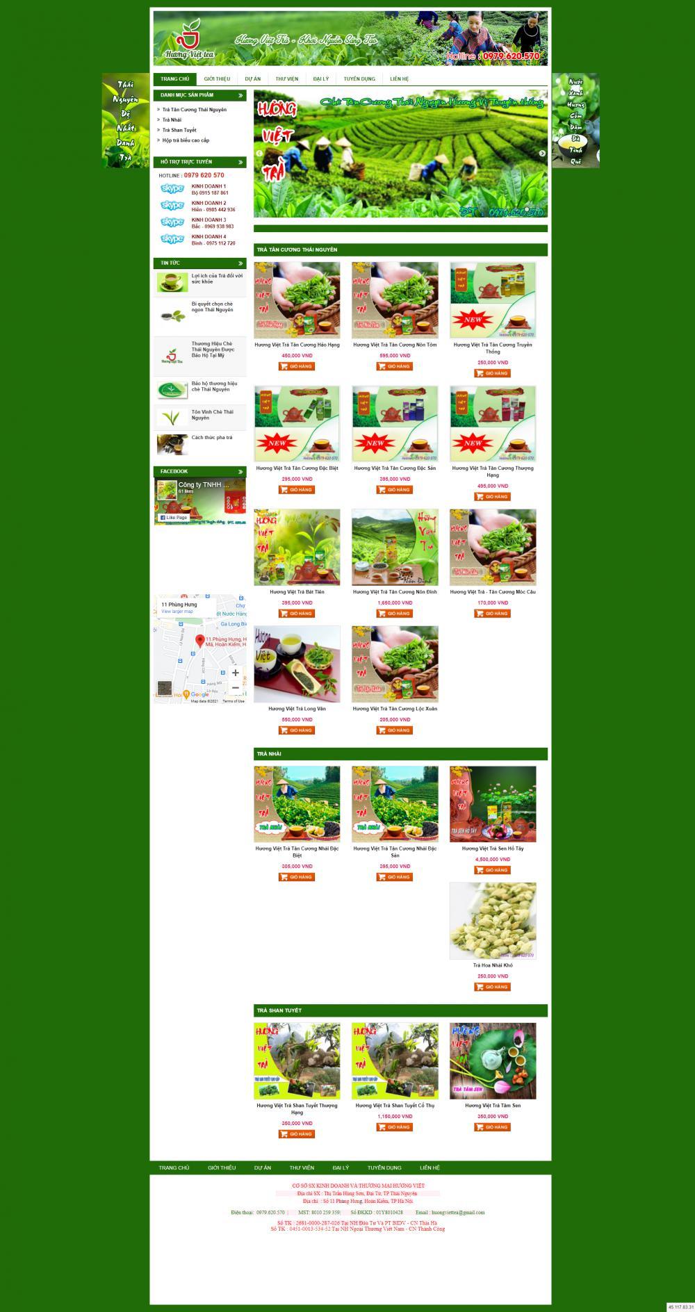 chethainguyenvietnam.com